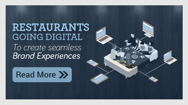 Restaurants Going Digital