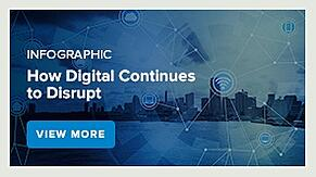 Infographics: How digital continues to disrupt